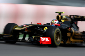 Vitaly Petrov, Renault, Montreal 2011