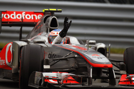 Jenson Button wins in Montreal