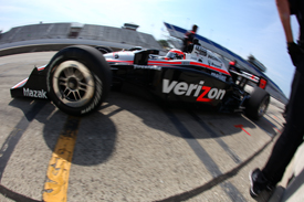 Will Power, Penske, Milwaukee 2011