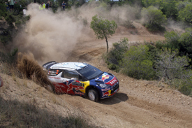 Sebastien Ogier, Citroen, Acropolis 2011