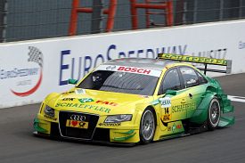 Martin Tomczyk Phoenix Audi DTM Lausitz 2011