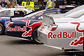 Red Bull is quitting NASCAR at the end of 2011