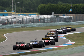 Superleague Formula Assen 2011