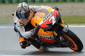 Hiroshi Aoyama, Honda, Assen 2011