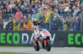 Ben Spies wins at Assen