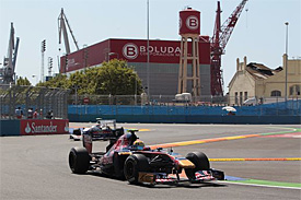 Jaime Alguersiari, Toro Rosso