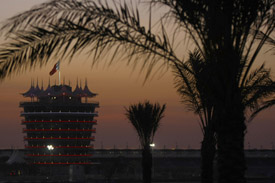 Political unrest in the country lead to the cancellation of the Bahrain Grand Prix