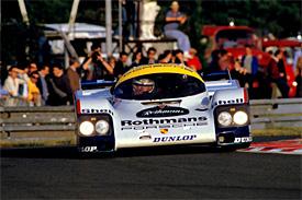 Porsche back at Le Mans with new LMP1