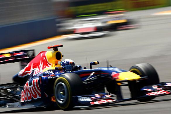 Sebastian Vettel, Red Bull, 2011