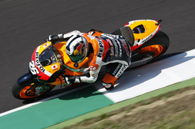 Dani Pedrosa, Honda, Mugello 2011