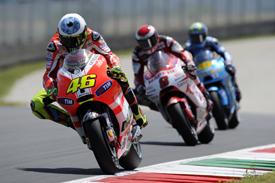 Valentino Rossi, Ducati, Mugello 2011