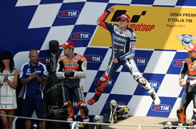 Jorge Lorenzo wins at Mugello