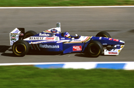 Jacques Villeneuve, Williams, Jerez 1997