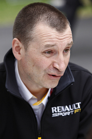 Rob White Renault 2011