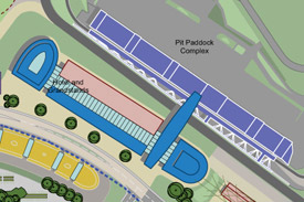 Click image to see the full plans for Silverstone's future development