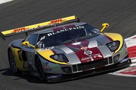 Marc VDS Ford GT Navarra GT1 World Championship 2011