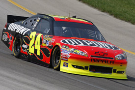 Jeff Gordon, Hendrick Chevrolet, Kentucky 2011