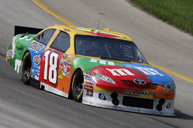 Kyle Busch, Gibbs Toyota, Kentucky 2011