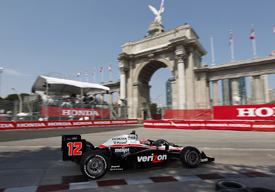 Will Power, Penske, Toronto 2011