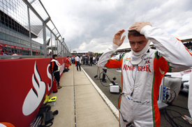 Paul di Resta, Force India, Silverstone 2011