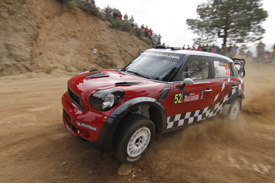 Kris Meeke Mini Rally Italy 2011 WRC