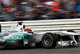 Mercedes hopeful of more progress