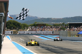 Felipe Nasr wins at Paul Ricard