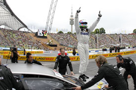 Bruno Spengler DTM 2011 Munich