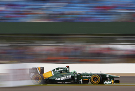 Heikki Kovalainen, Lotus, Silverstone 2011