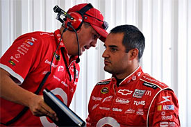 Brian Pattie, Juan Pablo Montoya