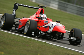 Lewis Williamson, MW Arden, Nurburgring 2011