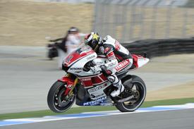 Jorge Lorenzo, Yamaha, Laguna Seca 2011
