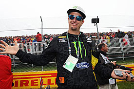 Ken Block, Canadian GP, 2011