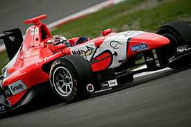 Mitch Evans, GP3, Nurburgring 2011