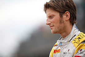 Romain Grosjean, Nurburgring, 2011