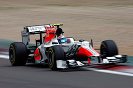 Vitantonio Liuzzi, HRT, German Grand Prix 2011