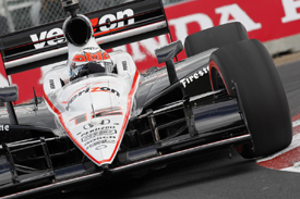Will Power, Penske, Edmonton 2011