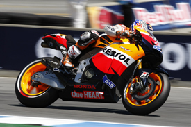 Casey Stoner, Honda, Laguna Seca 2011
