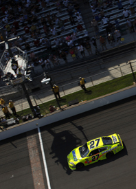 Paul Menard wins at Indianapolis