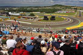 Hungaroring track 2011