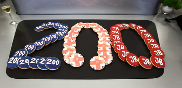 Jenson Button cookies