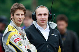 Romain Grosjean