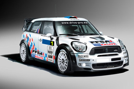 Pierre Campana Drive-Pro Mini WRC