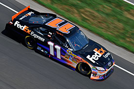 Denny Hamlin, Joe Gibbs Racing, 2012