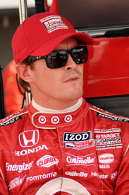 Scott Dixon Mid Ohio