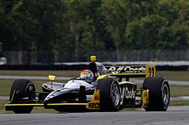 Justin Wilson, D&R, IndyCar 2011