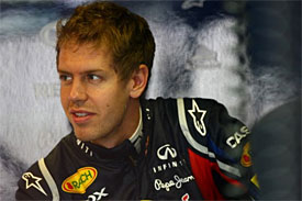Sebastian Vettel, Red Bull