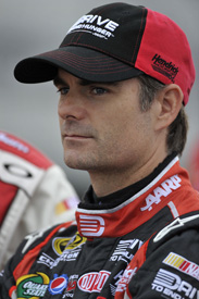 Jeff Gordon NASCAR 2011