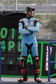 John Hopkins Portuguese Grand prix Suzuki 2011
