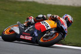 Casey Stoner Honda 2011 Czech GRand Prix